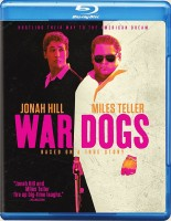 War Dogs Blu-ray Disc cover art -- click to buy from Amazon.com