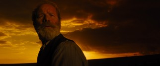 As God is his witness, Ted'll (Peter Mullan) never be beardless again.