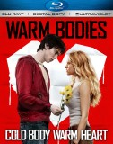 Warm Bodies: Blu-ray + Digital Copy + UltraViolet combo pack cover art -- click to buy from Amazon.com