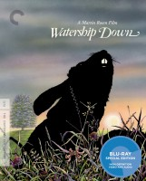 Watership Down: The Criterion Collection Blu-ray Disc cover art -- click to buy from Amazon.com
