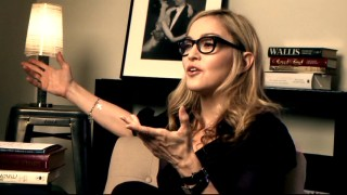 "Writer, director, producer Madonna shares some of her filmmaking wisdom in ""The Making of 'W.E.' Featuring Madonna."""