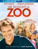 We Bought a Zoo: Blu-ray + DVD + Digital Copy combo pack cover art - click to buy from Amazon.com