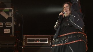"Weird Al performs ""Fat"" in -- what else? -- a fat suit."