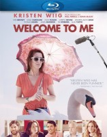 Welcome to Me Blu-ray Disc cover art - click to buy from Amazon.com