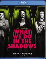 What We Do in the Shadows Blu-ray Disc cover art -- click to buy from Amazon.com