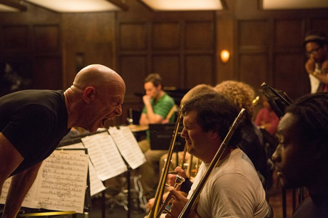 As sadistic, exacting jazz band instructor Terence Fletcher, J.K. Simmons is one of the surest bets of this award season.