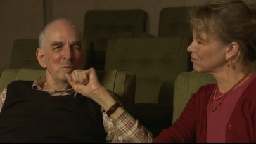 Ingmar Bergman discusses and introduces the film with Marie Nyreröd in the Blu-ray's most recent bonus feature.