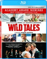Wild Tales Blu-ray Disc cover art -- click to buy from Amazon.com