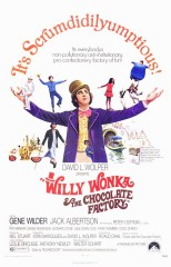 Willy Wonka & the Chocolate Factory (1971) movie poster
