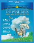 The Wind Rises: Blu-ray + DVD cover art -- click for larger view