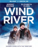 Wind River Blu-ray cover art