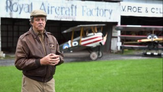 "Former Air Force fighter pilot and current Old Rhineback president Hugh Schoelzel talks old planes in ""Dogfight!"""