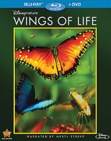 Wings of Life (2013) Blu-ray + DVD cover art -- click to buy from Amazon.com