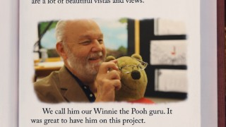 "Story supervisor and longtime Disney animator Burny Mattinson is celebrated aurally and in onscreen words in ""Winnie the Pooh and His Story Too."""