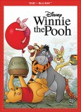 Winnie the Pooh: DVD + Blu-ray cover art -- click to buy from Amazon.com