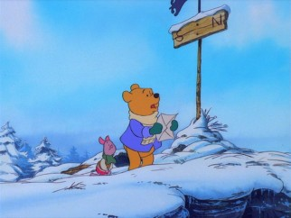 Winnie The Pooh And Christmas Too.Winnie The Pooh A Very Merry Pooh Year Blu Ray Review Blu