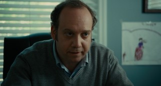 "Money troubles cause New Jersey elder care lawyer Mike Flaherty (Paul Giamatti) to take uncharacteristic action in ""Win Win."""