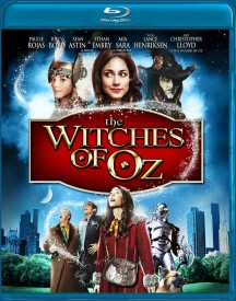 The Witches of Oz (2011) Blu-ray cover art -- click for larger view and to buy from Amazon.com