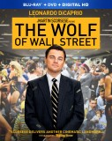 The Wolf of Wall Street: Blu-ray + DVD + Digital HD combo pack cover art - click to buy from Amazon.com