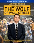 The Wolf of Wall Street: Blu-ray + DVD + Digital HD UltraViolet combo pack cover art