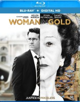 Woman in Gold Blu-ray + Digital HD cover art - click to buy from Amazon.com