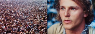 This young man's story is one of a half-million that could be supplied by those in attendance at the original 1969 Woodstock concert.