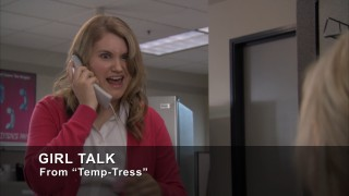 Jillian (Jillian Bell) offers some variations on her flirtatious talk with Naomi in Season 2's collection of deleted scenes and alternate takes.