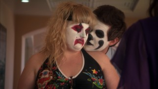 The guys take to Juggalo culture, as Adam falls for Big Money Hustla (Rebel Wilson).