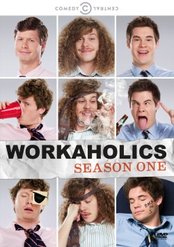 Workaholics: Season One DVD cover art - click to buy from Amazon.com