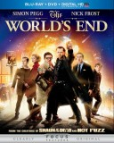 The World's End: Blu-ray + DVD + Digital HD UltraViolet combo pack -- click to read our review
