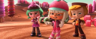The brightly-fashioned, longly-named racers of Sugar Rush are clear about their aversion to Vanellope.