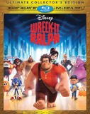 Wreck-It Ralph: Ultimate Collector's Edition (Blu-ray + Blu-ray 3D + DVD + Digital Copy) combo pack cover art -- click to buy from Amazon.com
