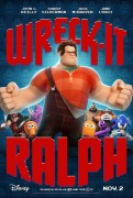 Wreck-It Ralph (2012) movie poster