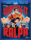 Wreck-It Ralph Blu-ray + DVD cover art