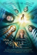 A Wrinkle in Time (2018) movie poster
