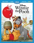 Winnie the Pooh Blu-ray + DVD + Digital Copy cover art -- click for larger view