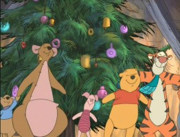 winnie the pooh and christmas too 1991
