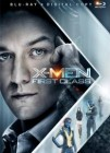 X-Men: First Class (Xavier cover) Blu-ray + Digital Copy artwork