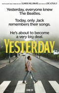 Yesterday (2019) movie poster