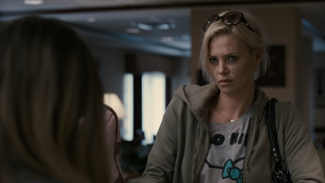 """Young Adult"" stars Charlize Theron as Mavis Gary, a caustic, stunted former prom queen who now ghost-writes a popular series of young adult novels."