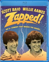 Zapped! Blu-ray Disc cover art -- click to buy from Amazon.com