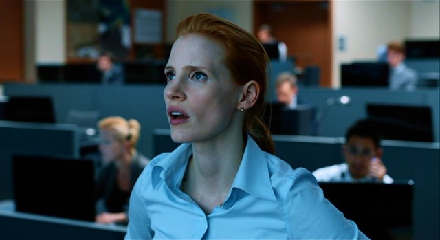 """Zero Dark Thirty"", #7 in our Half-Decade Hundred, centers on Maya (Jessica Chastain), a CIA agent dedicated to finding and punishing terrorist leader Osama bin Laden."