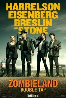 Zombieland: Double Tap (2019) movie poster