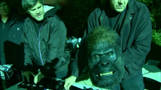 Don't be afraid of Bernie the Gorilla's severed animatronic head, boys and girls!