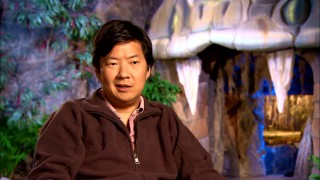 "Ken Jeong uses deadpan to discuss his scaly snake castmates in ""The Furry Co-Stars."""