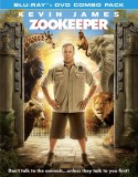Zookeeper: Blu-ray + DVD combo pack cover art -- click to buy from Amazon.com