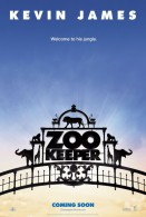Zookeeper (2011) movie poster