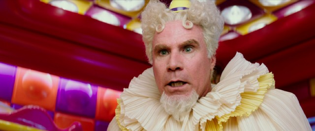 After escaping from a high security fashion prison, Mugatu (Will Ferrell) returns to the eccentric colorful fashions for which he is known.