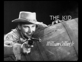 Image result for images of william collier, jr in the movie cimarron